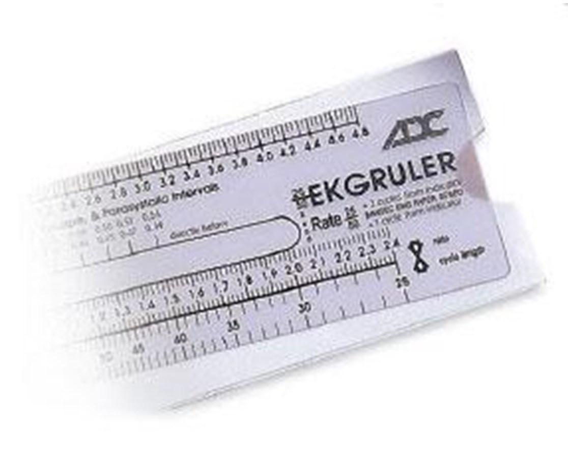 EKG Ruler ADC394