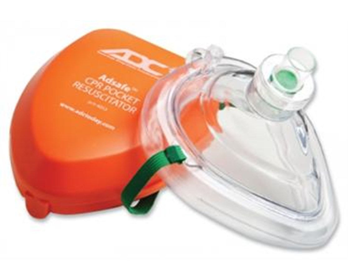 Adsafe™ CPR Pocket Resuscitator ADC4053