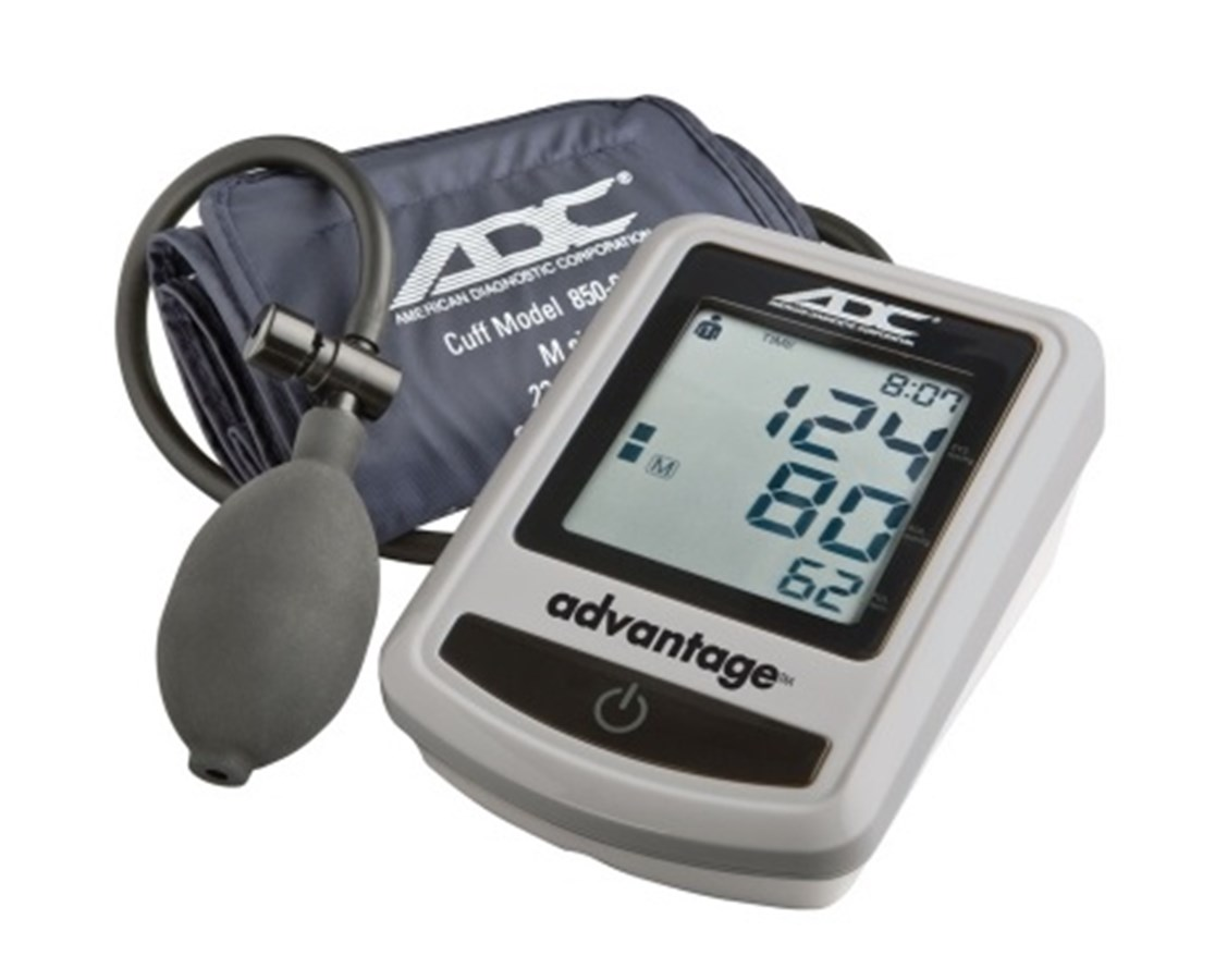 Advantage Semi-Automatic Digital Blood Pressure Monitor (Adult) ADC6012N