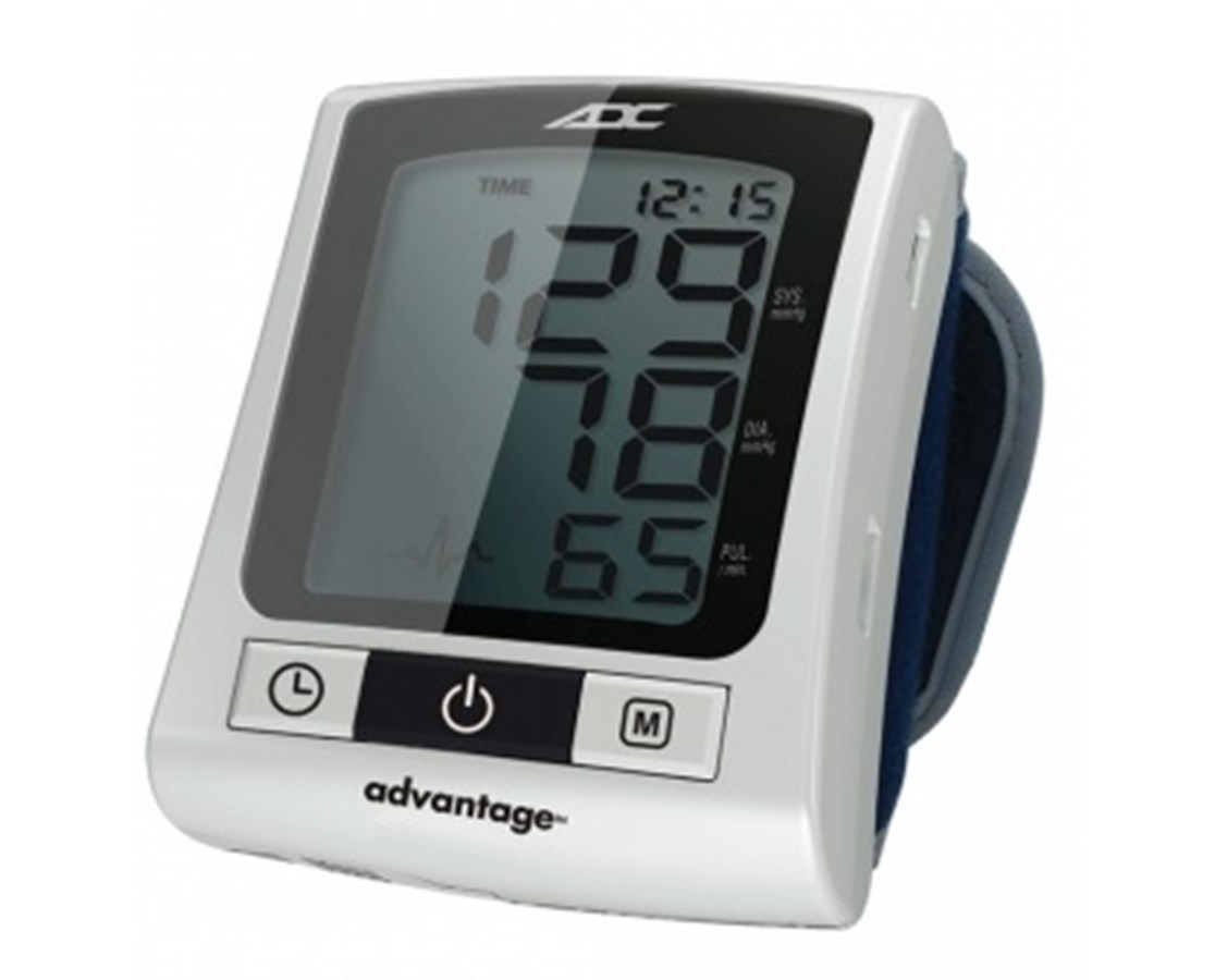 Advantage 6015 Wrist Digital Blood Pressure Monitor ADC6015N