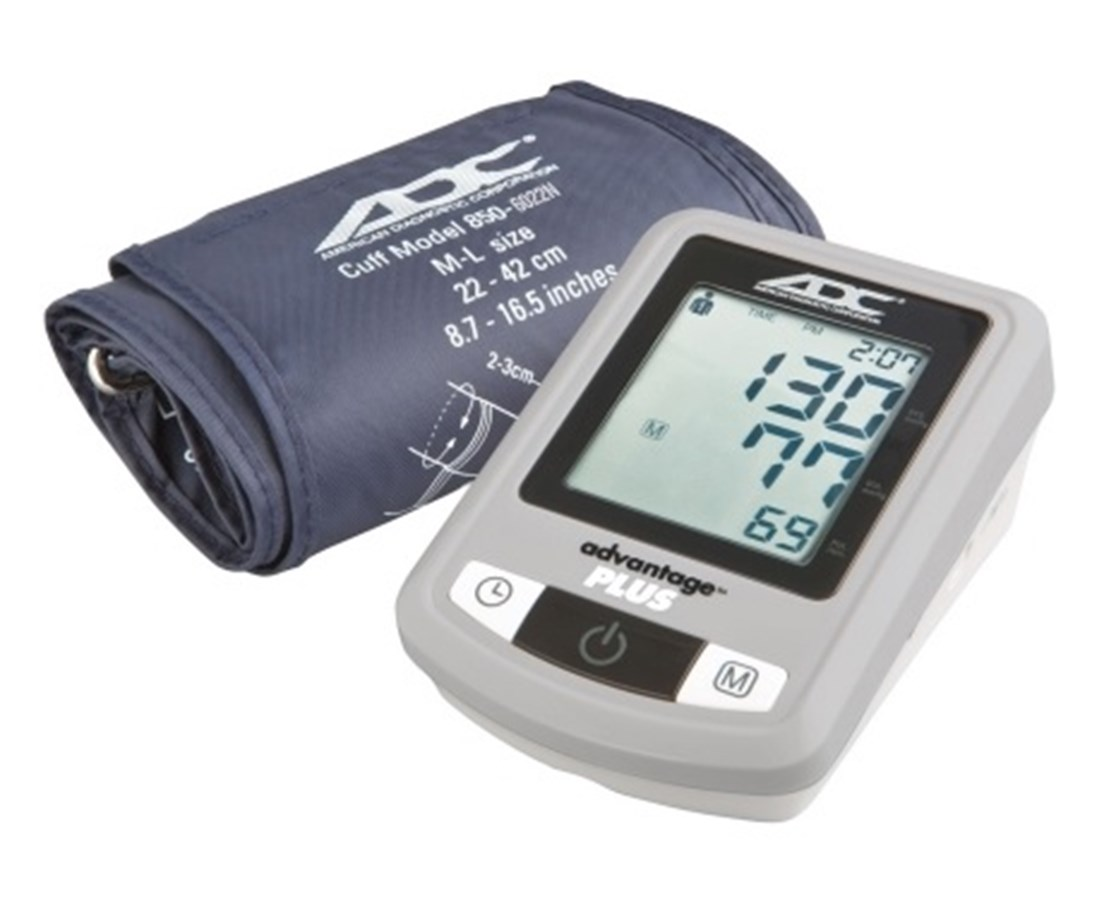 Advantage Plus Automatic Digital Blood Pressure Monitor ADC6022N