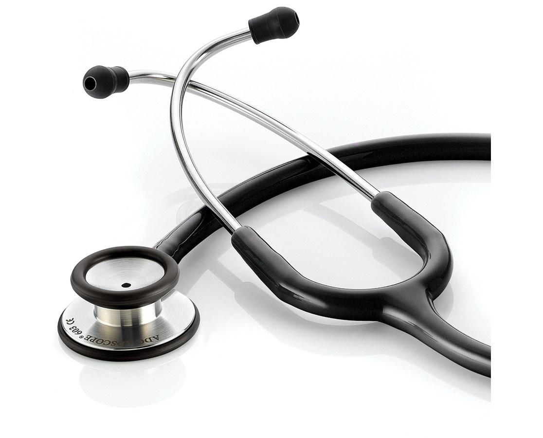Adscope Stethoscope, Black ADC603BK
