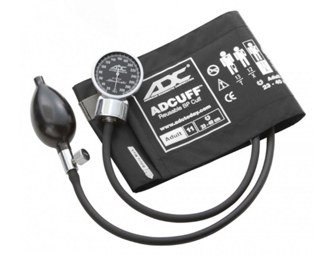 Diagnostix 700 Series Pocket Aneroid Sphygmomanometer - Adult Size ADC700-11A
