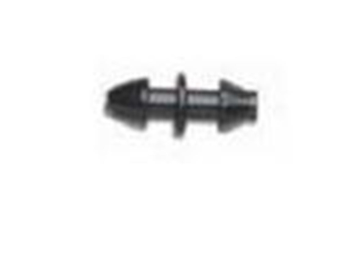 Plastic Double Male Luer Connector, Single or Box of 10 ADC920-011-
