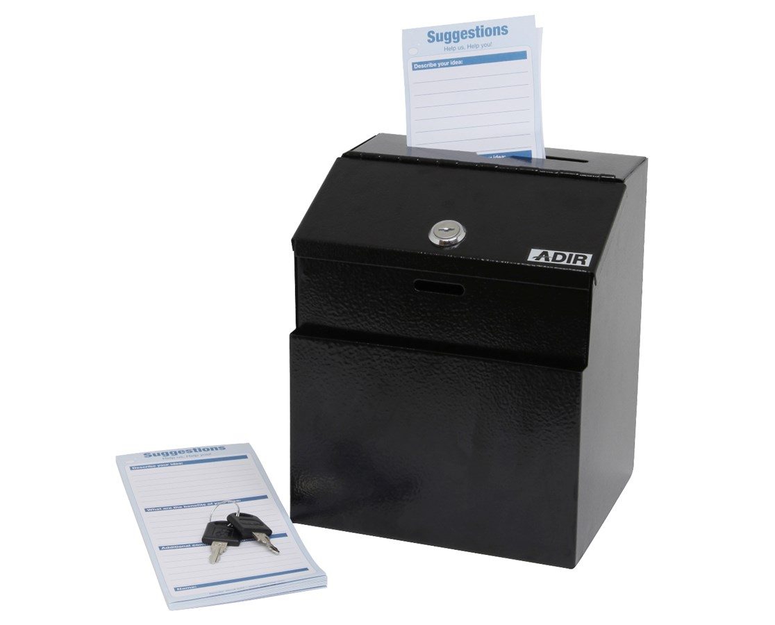 Steel Suggestion Box ADI631