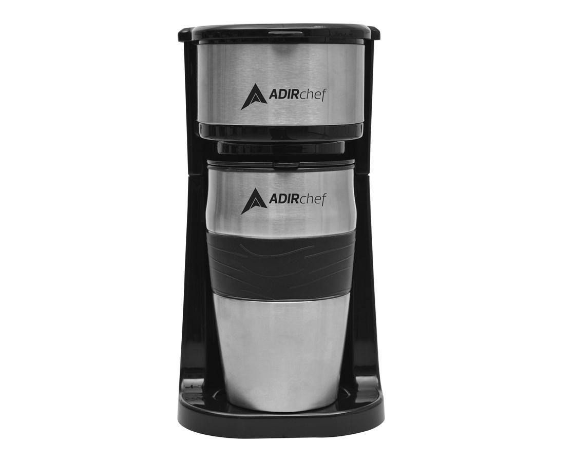 AdirChef Grab & Go Personal Coffee Maker ADI800-01-BLK