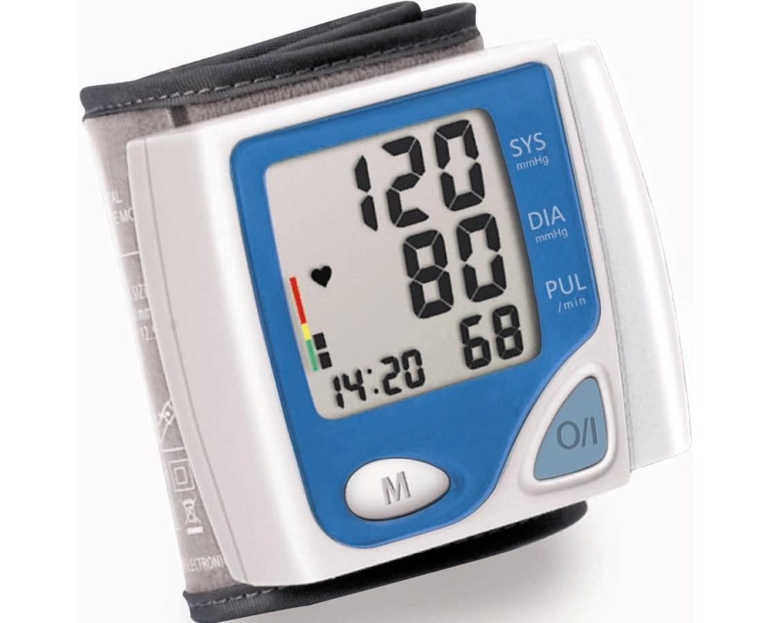 Wrist Blood Pressure Monitor ADI946-01-BLU