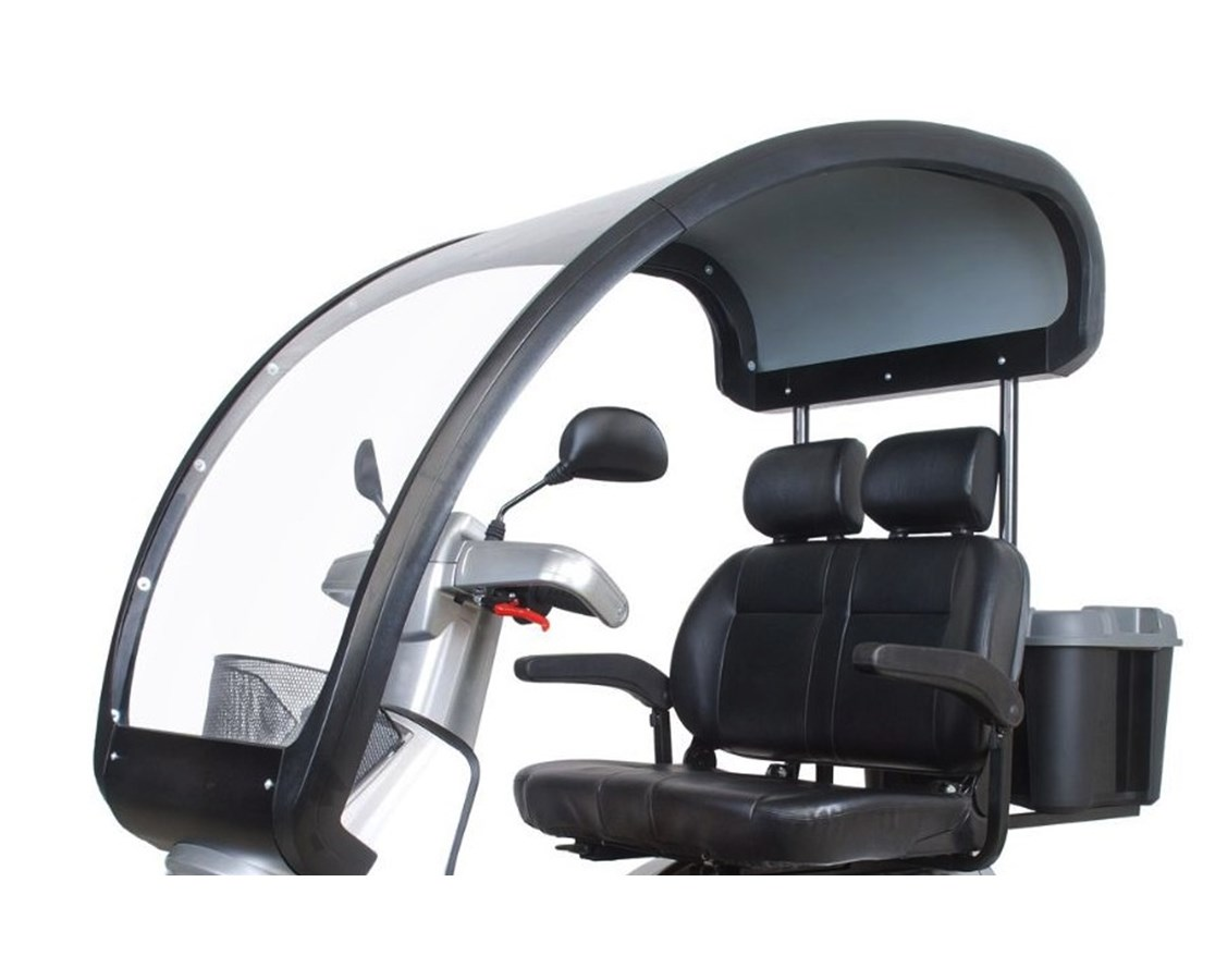 Canopy for Afiscooter S Dual Seat AFIASS4042