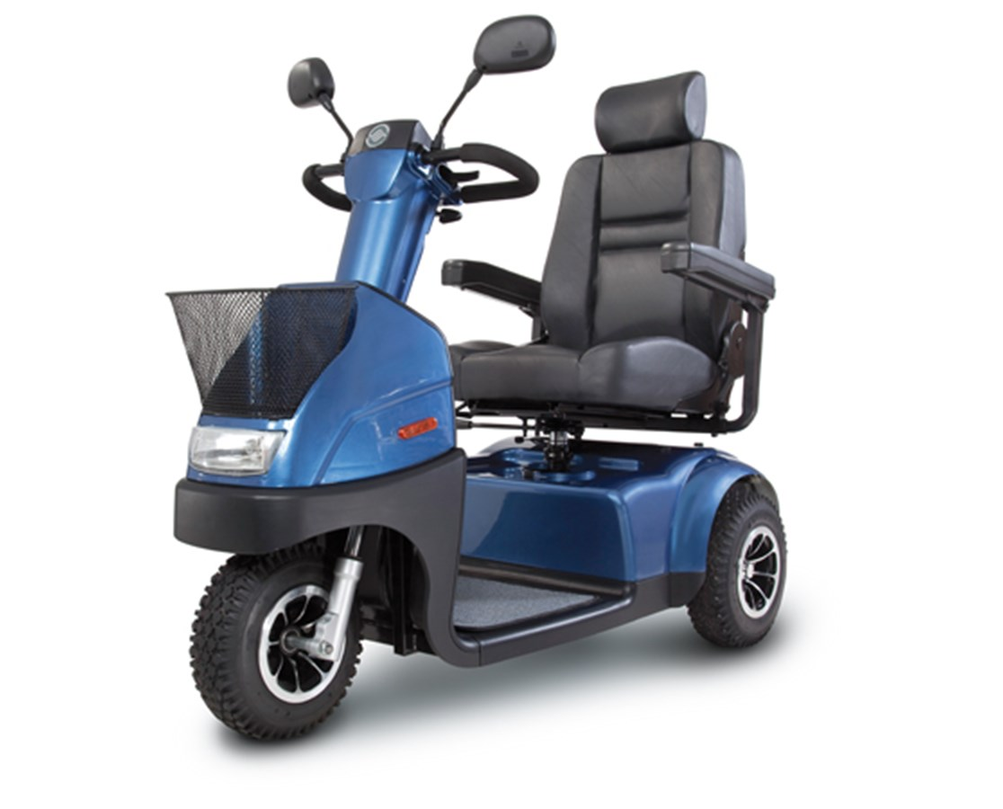 Afiscooter C3 Mid Size Three Wheel Scooter AFIFTC3073