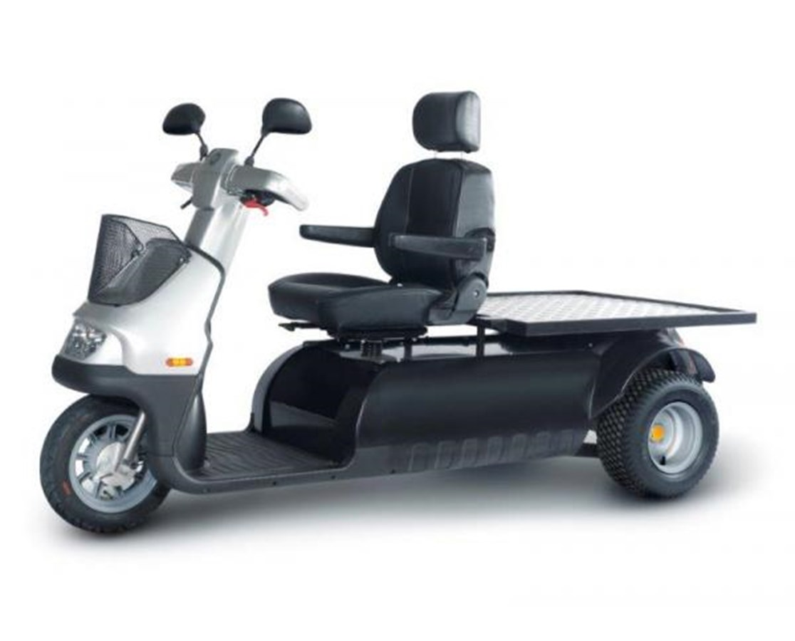 Afiscooter M3 GT Three Wheel Scooter AFIFTM3002