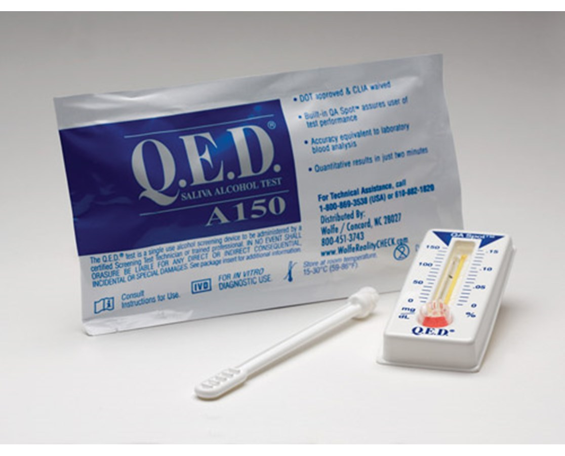 QED® A150 Controls (5ml vial x 2) ALE31050
