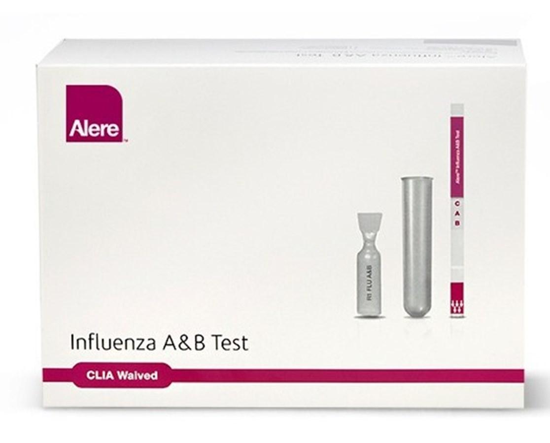 Alere Influenza A & B Kit ALE412-000