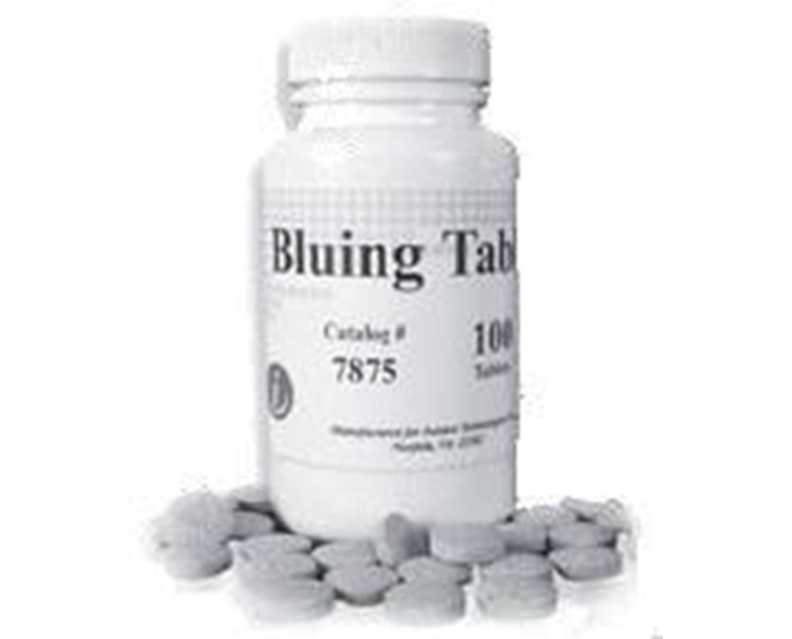Instant Bluing Tablets ALE7875