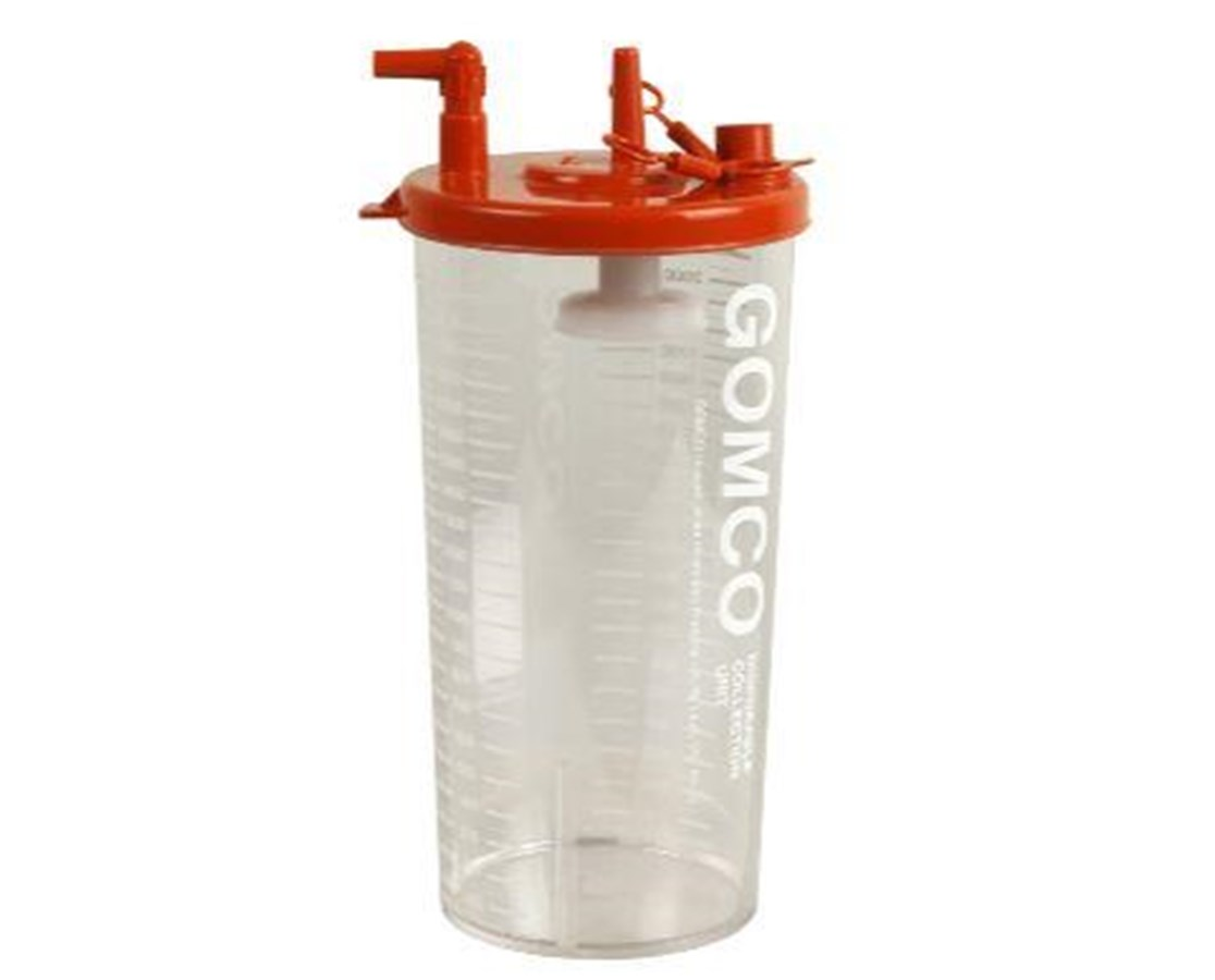 Gomco Disposable Collection Canister, 2100 ml ALL01-90-3711