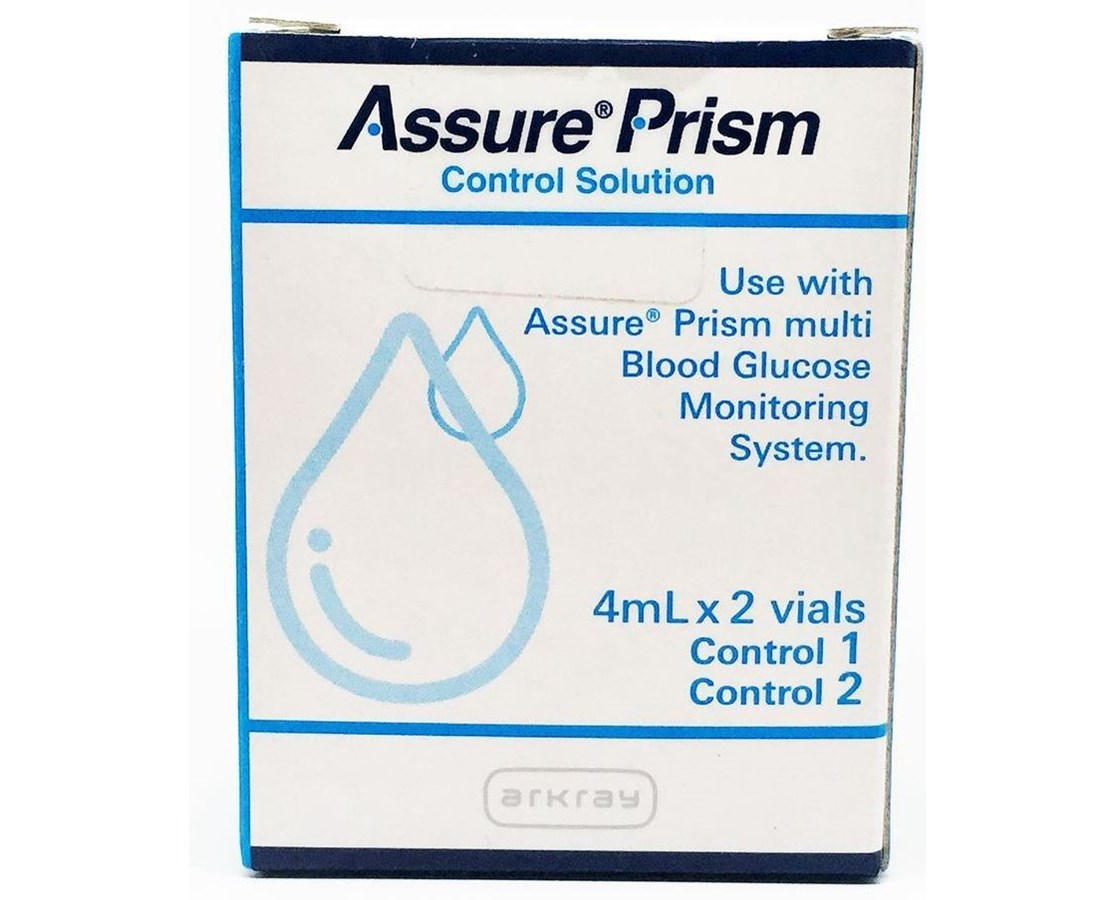 Assure® Prism Control Solution 1 & 2 for Assure® Prism Multi Meter ARK530006