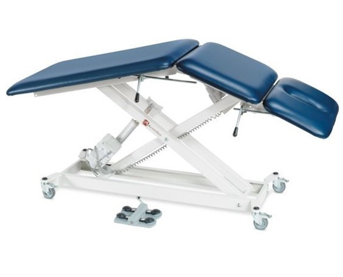 Hi-Lo Treatment Table with Three Section Top & Motorized Center Option ARMAMSX3500-