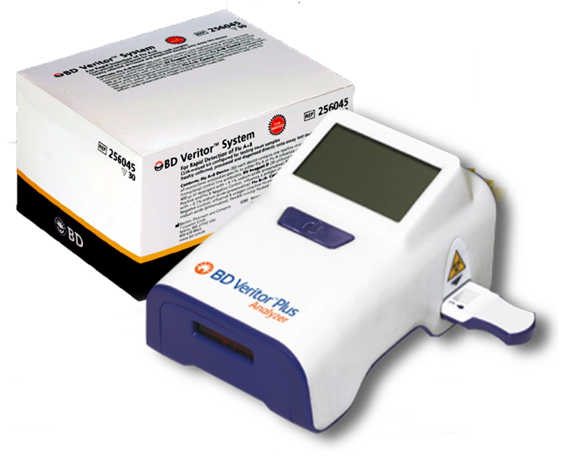 Bd Veritor Plus Lab Combo Save At Tiger Medical Inc