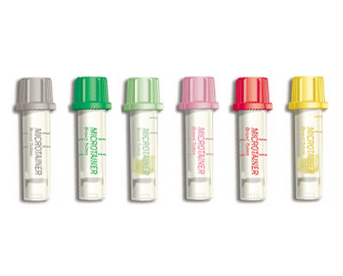 Microtainer® Blood Collection Tubes BD365971