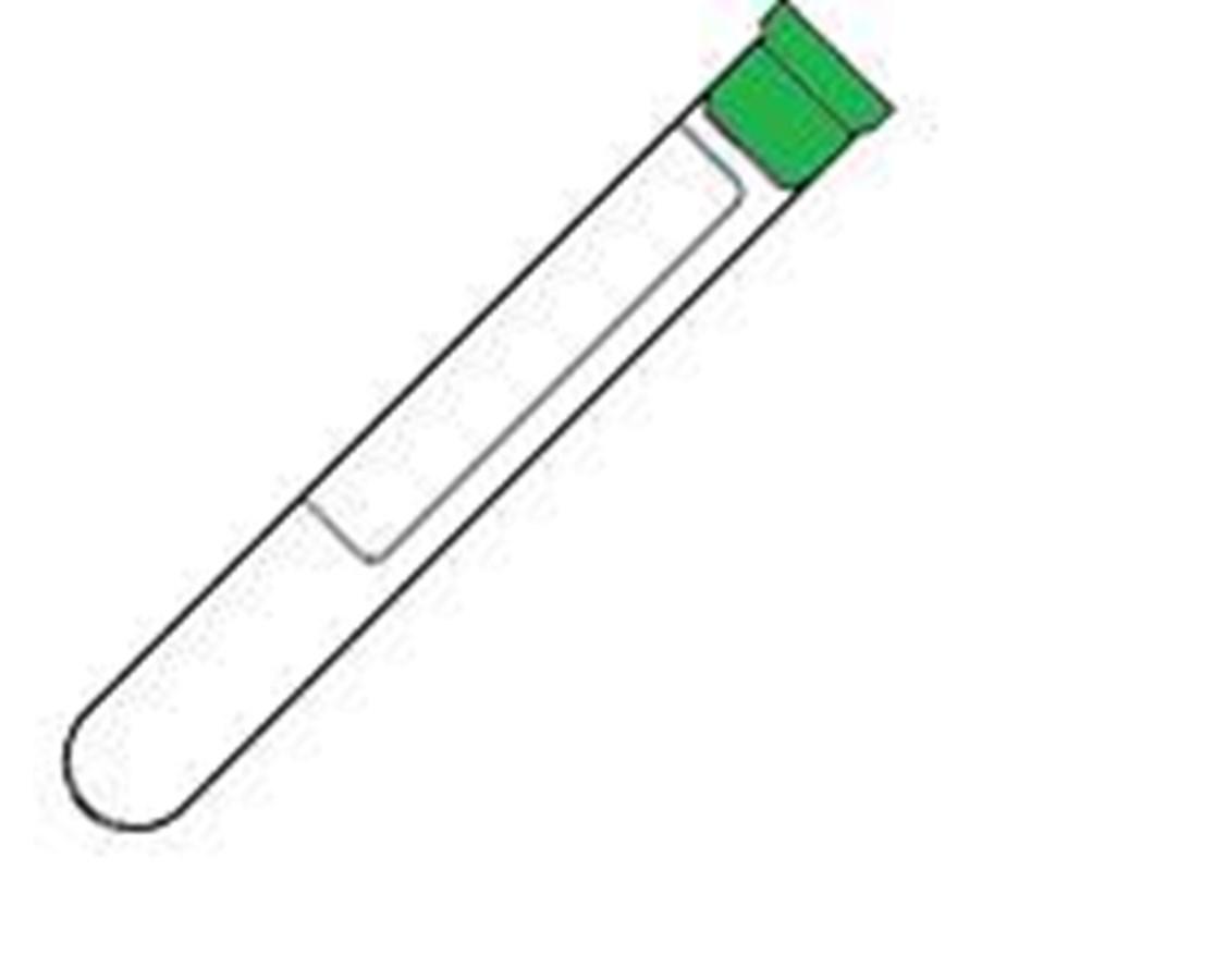 Vacutainer® Heparin Tube with Hemogard™ Closure BD367884
