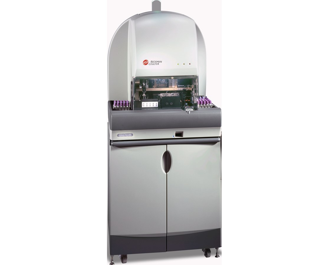 UniCel DxH 800 Hematology Analyzer Workstation BECA66002-