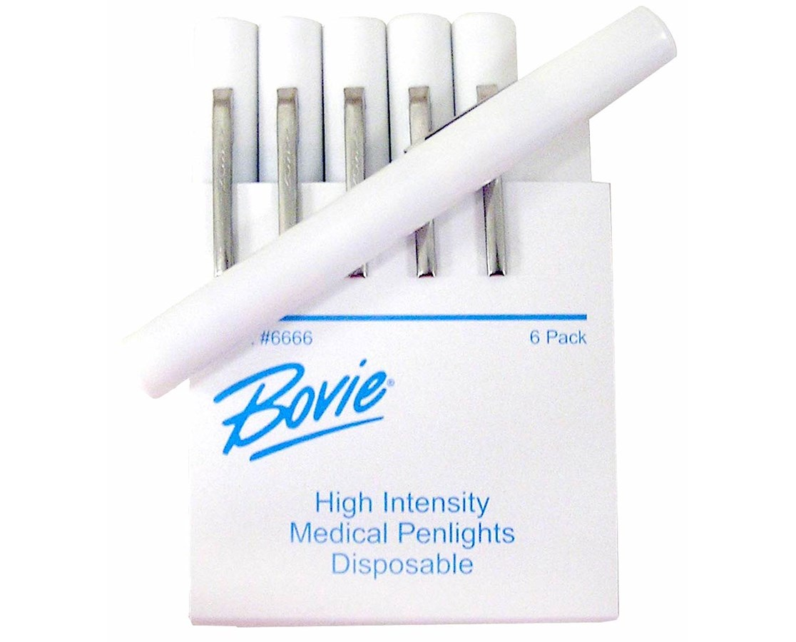 Dr. Pack Disposable Penlight, 6/pk BOV6666