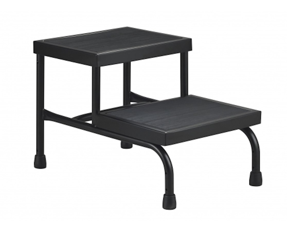 Heavy-Duty Two-Step Step Stool BRE31200