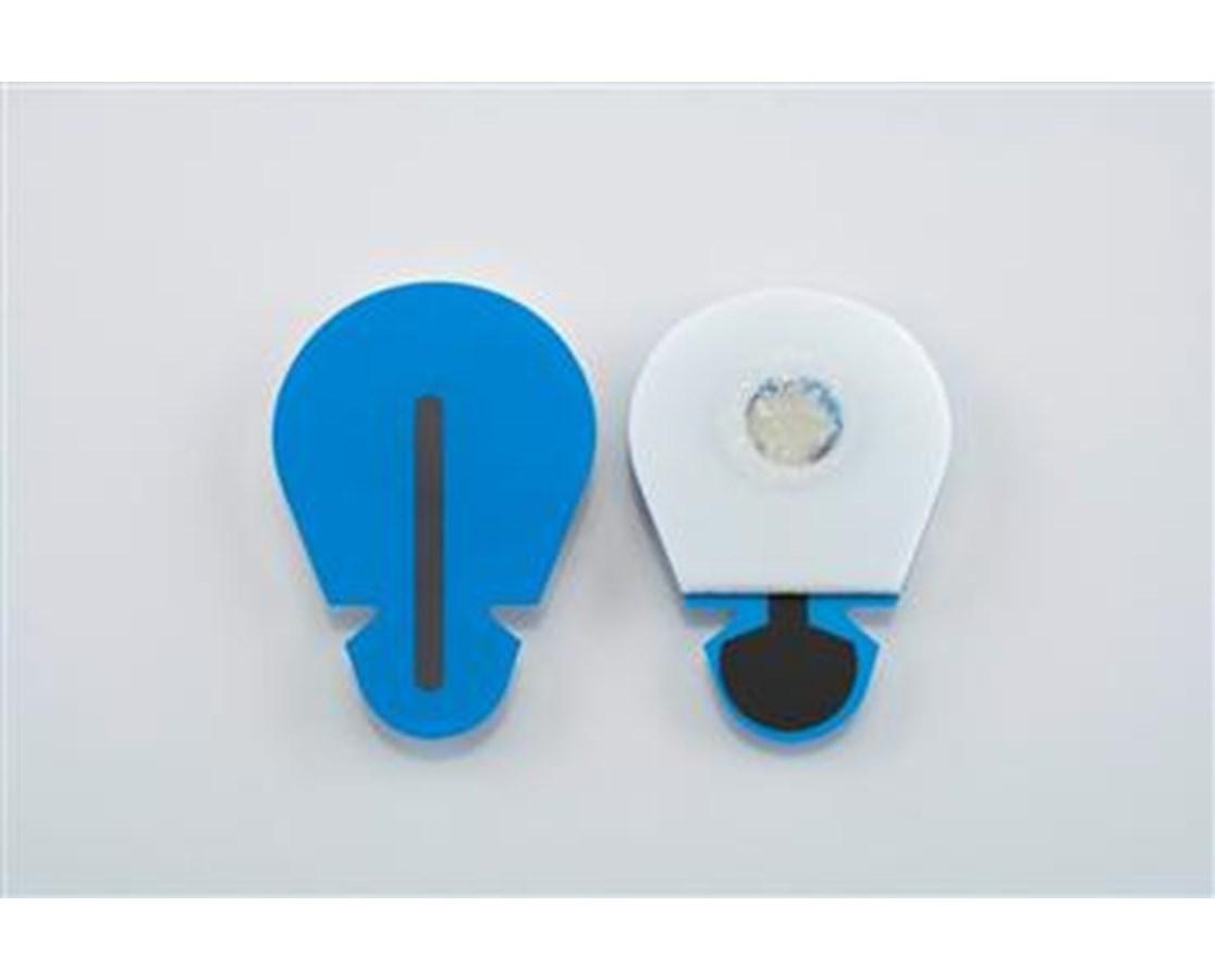 Ambu Blue Max Resting Tab Electrodes, Case CAR015-0630-00