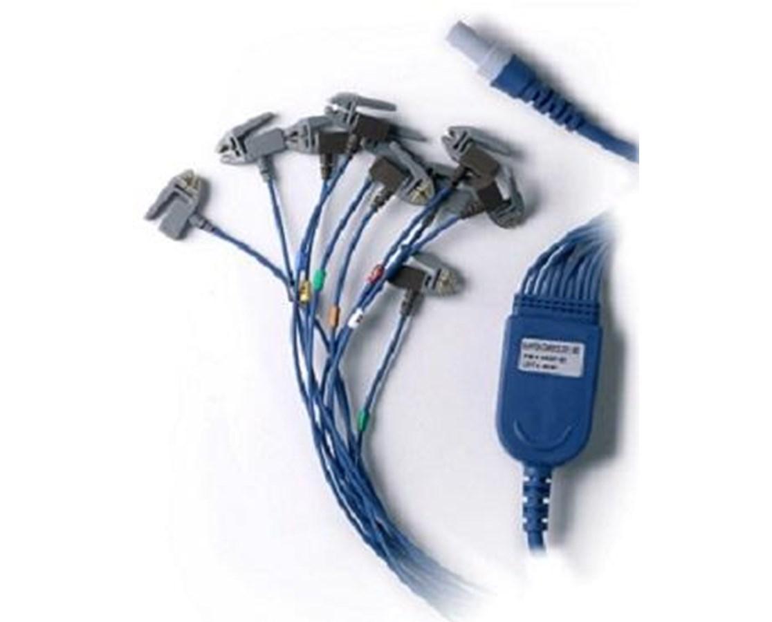 10-Lead Stress ECG Patient Cable CAR60-00180-01