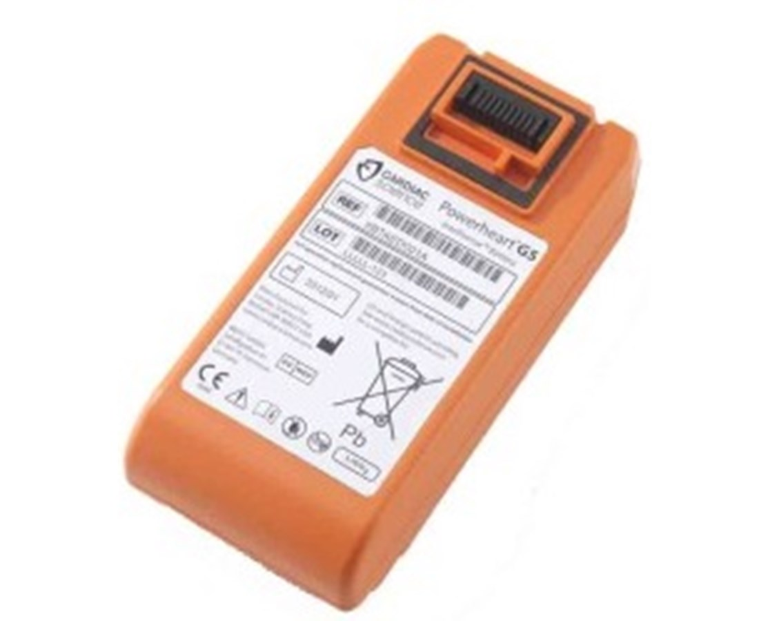 Intellisense Battery for Powerheart G5 AED CARXBTAED001A