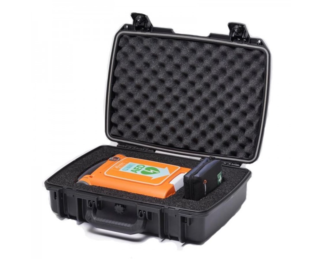 Powerheart G5 AED Pelican Carry Case CARXCAAED003A