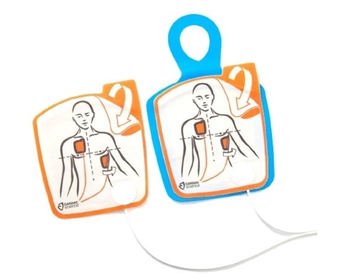 Powerheart G5 AED Training Pads CARXTRPAD004A