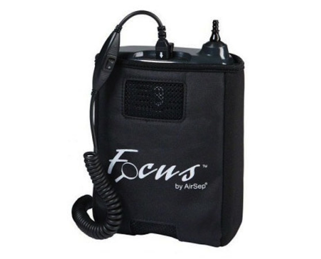 Carry Bag for Airsep AS078-1 Focus Oxygen Concentrator CHRMI345-1