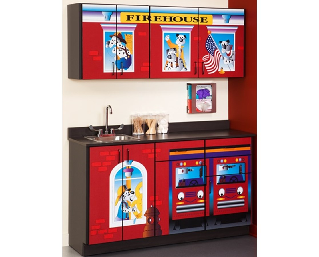 Schoolhouse Cabinets CLI6120-BW