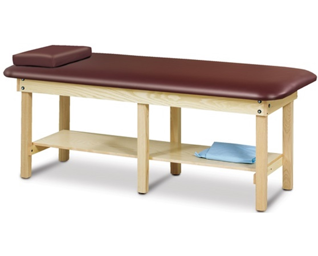 Clinton 6190 Plywood Bariatric Treatment Table
