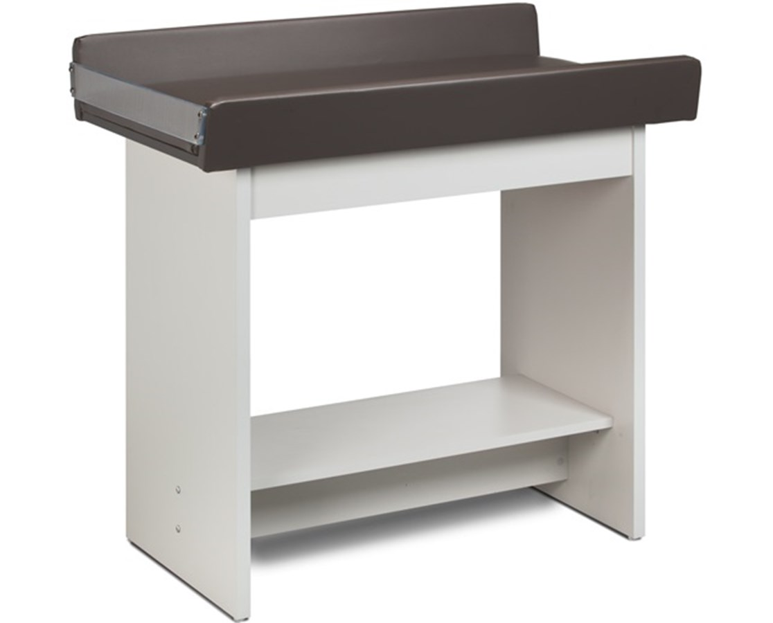 Panel Leg Infant Blood Drawing Station with Shelf CLI67114