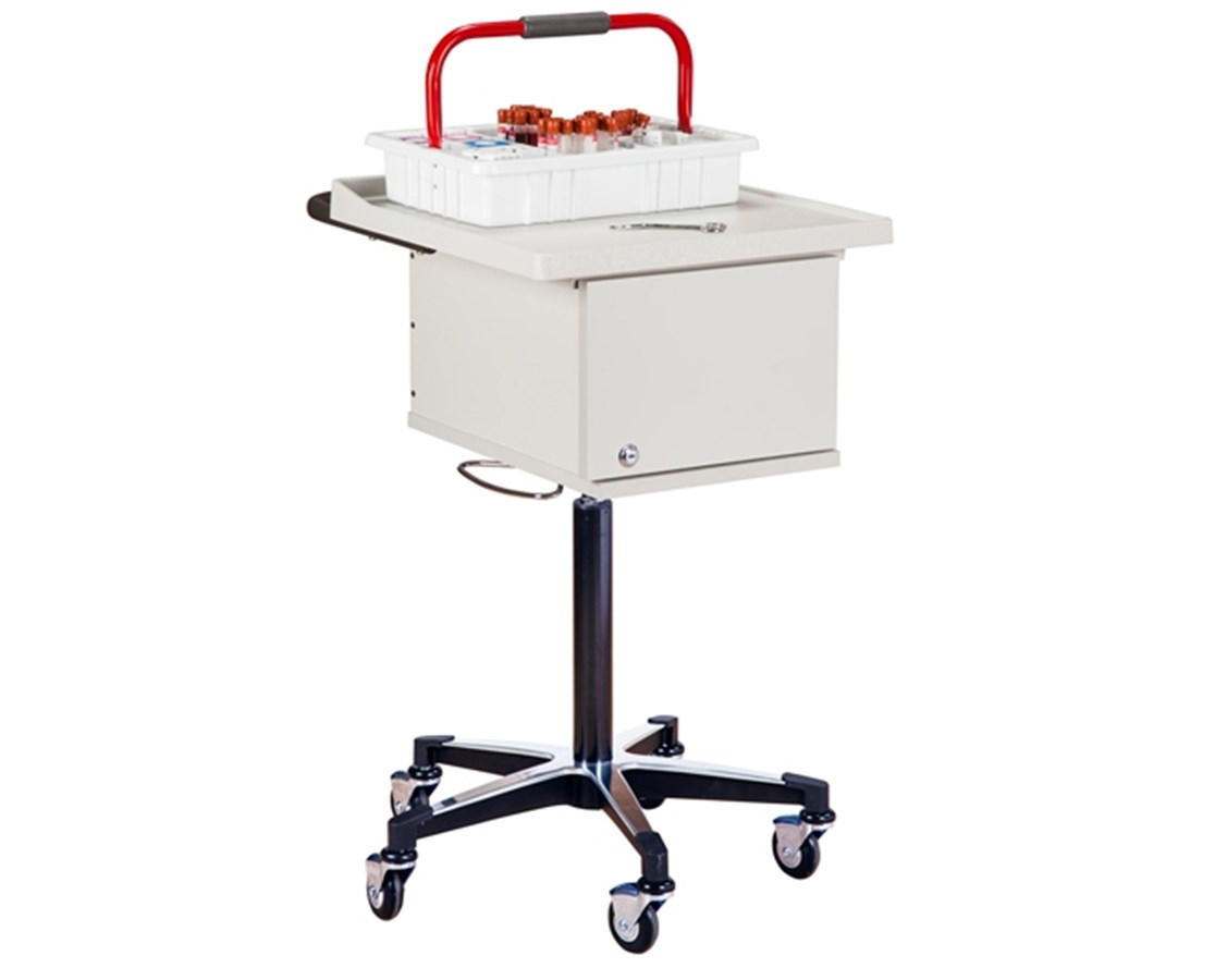 Two-Bin Phlebotomy Cart CLI67200
