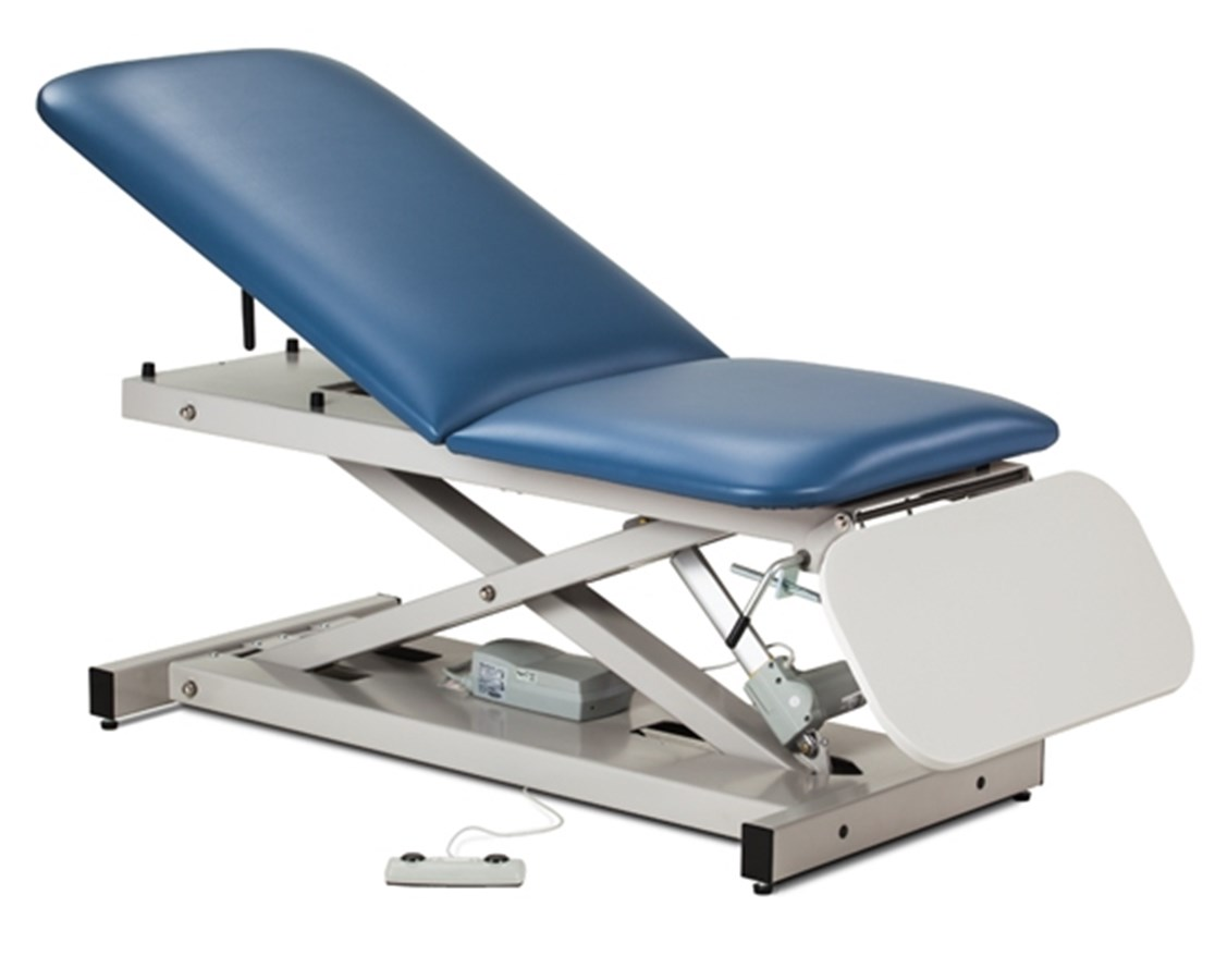 Open Base Power Table with Adjustable Backrest Copy CLI80200-COPY
