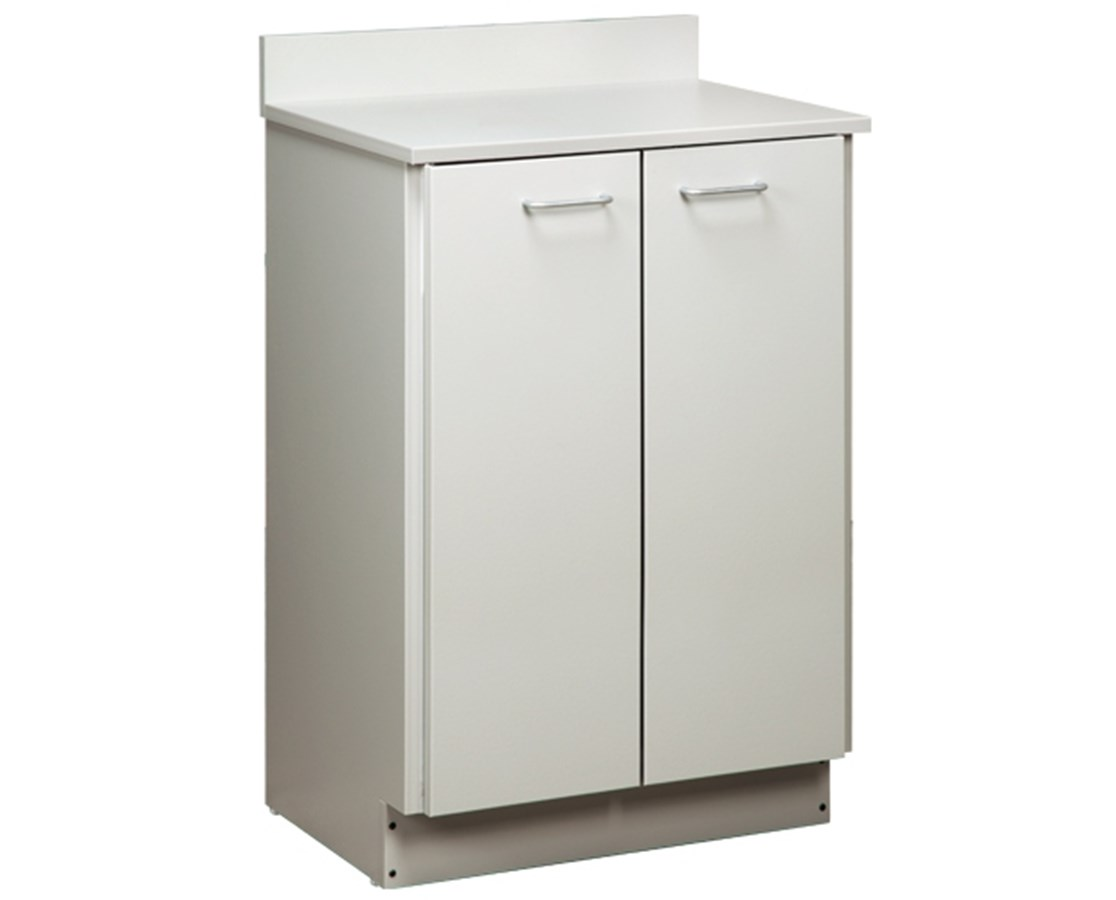 Molded Top, Clintonclean™ Treatment Cabinet with 2 Doors CLI8820-P