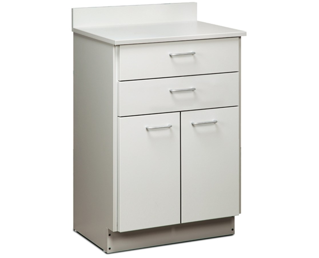 Clintonclean™ Treatment Cabinet with 2 Doors & 2 Drawers CLI8822-P