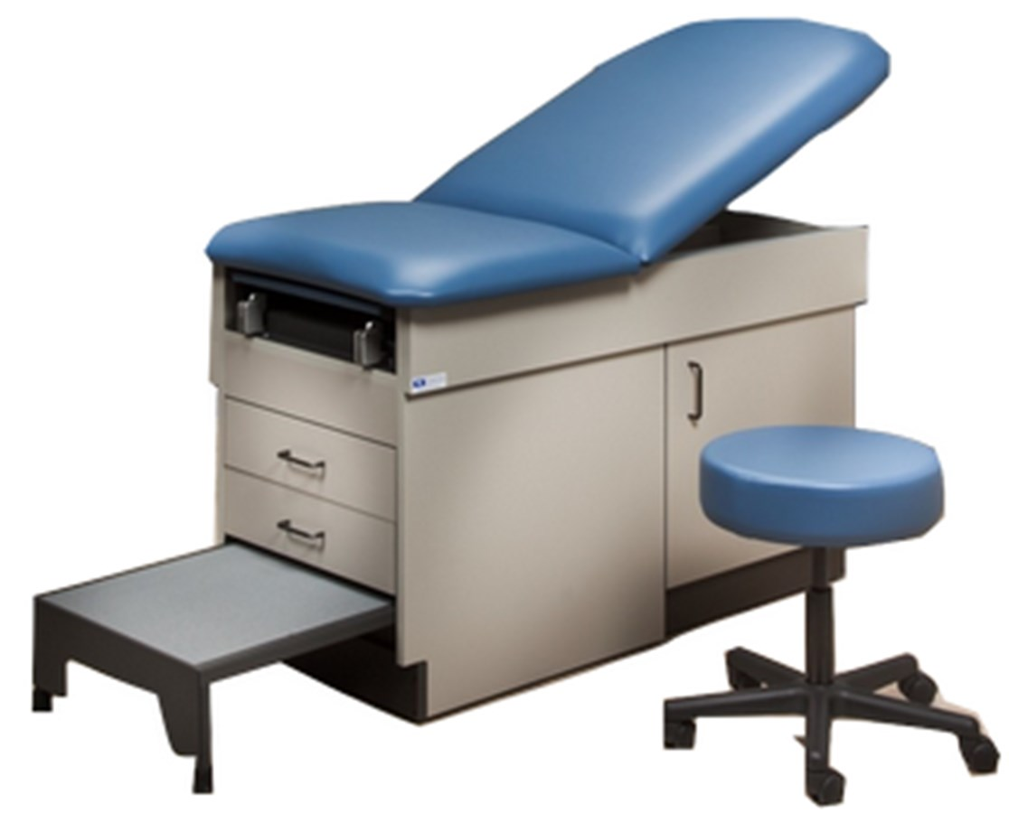 Clinton Industries  Rr Complete Exam Room Furniture