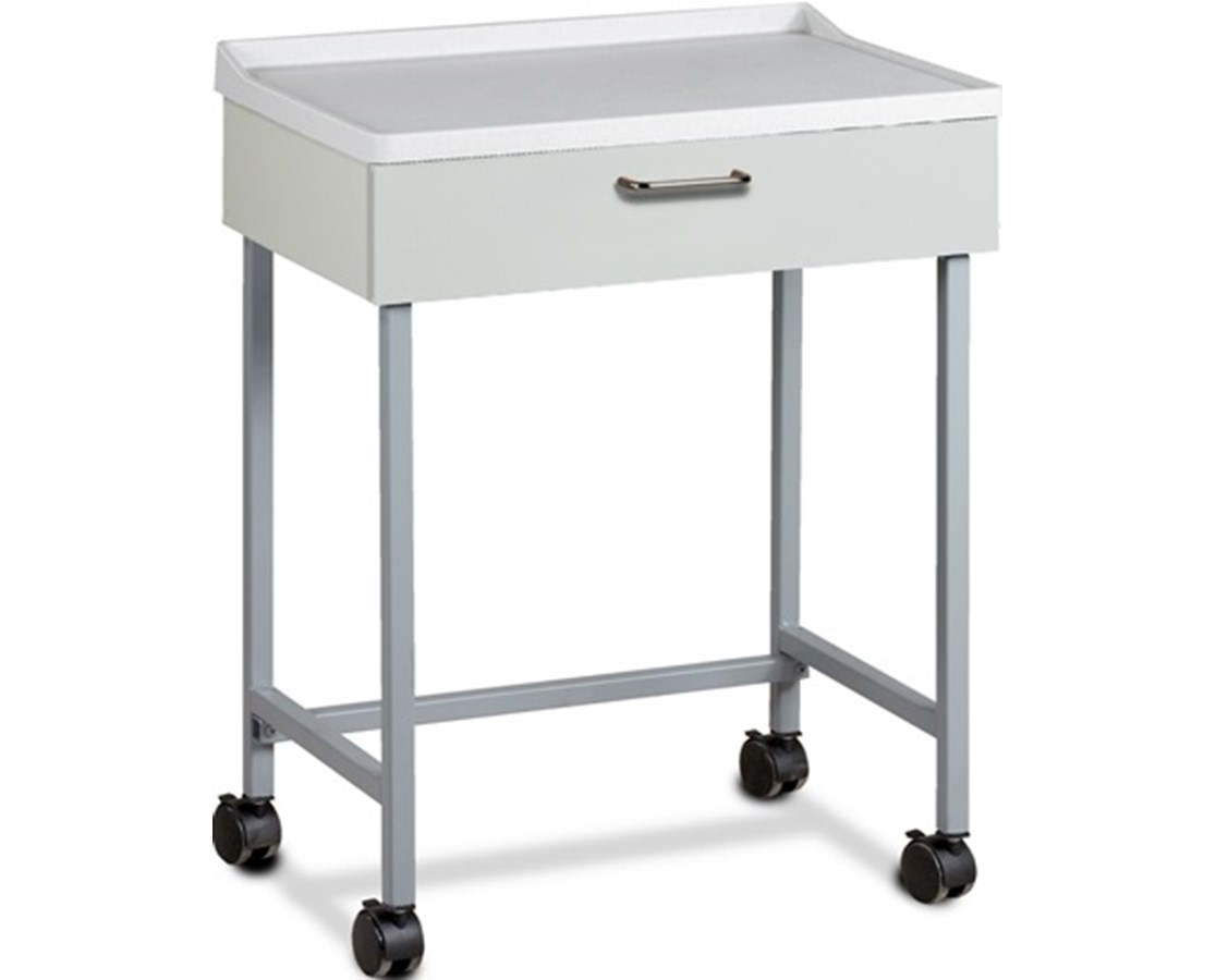 Laminate Top Mobile Equipment Cabinet with 2 Drawers Copy CLI8920--COPY