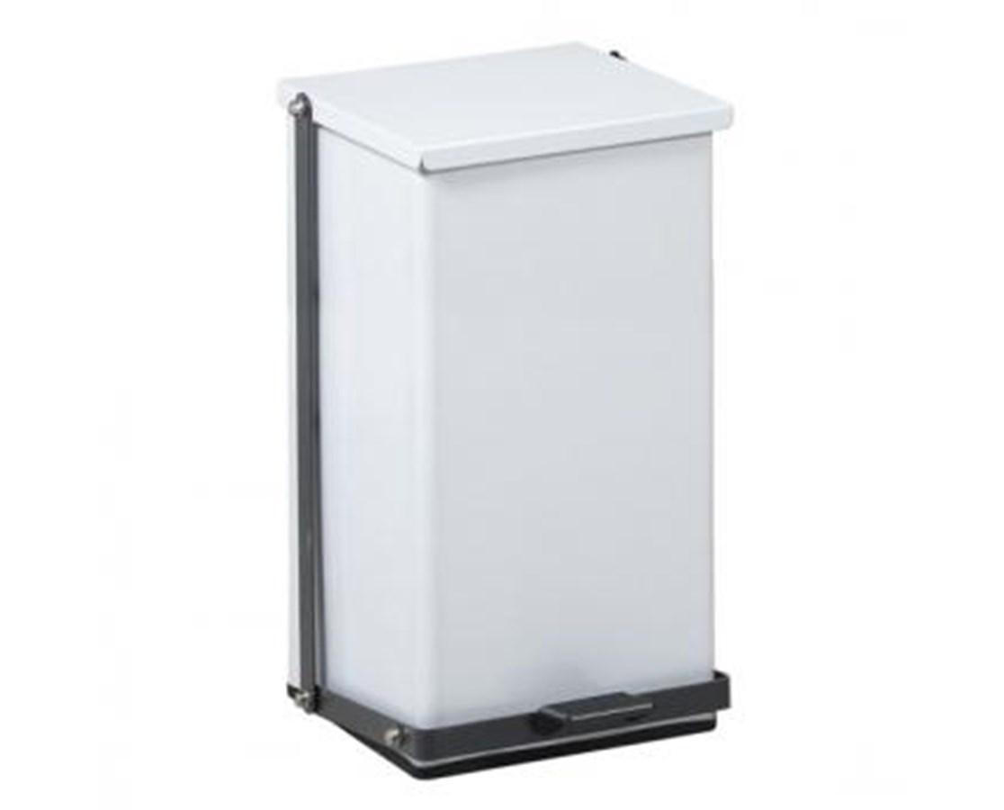 24 Quart Premium Red Waste Receptacle CLITP-24R