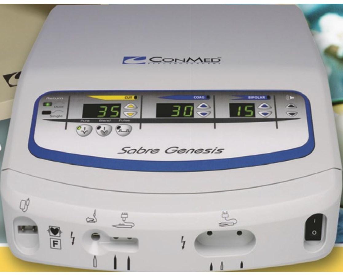 Sabre Genesis Electrosurgical Generator CON60-8200-120