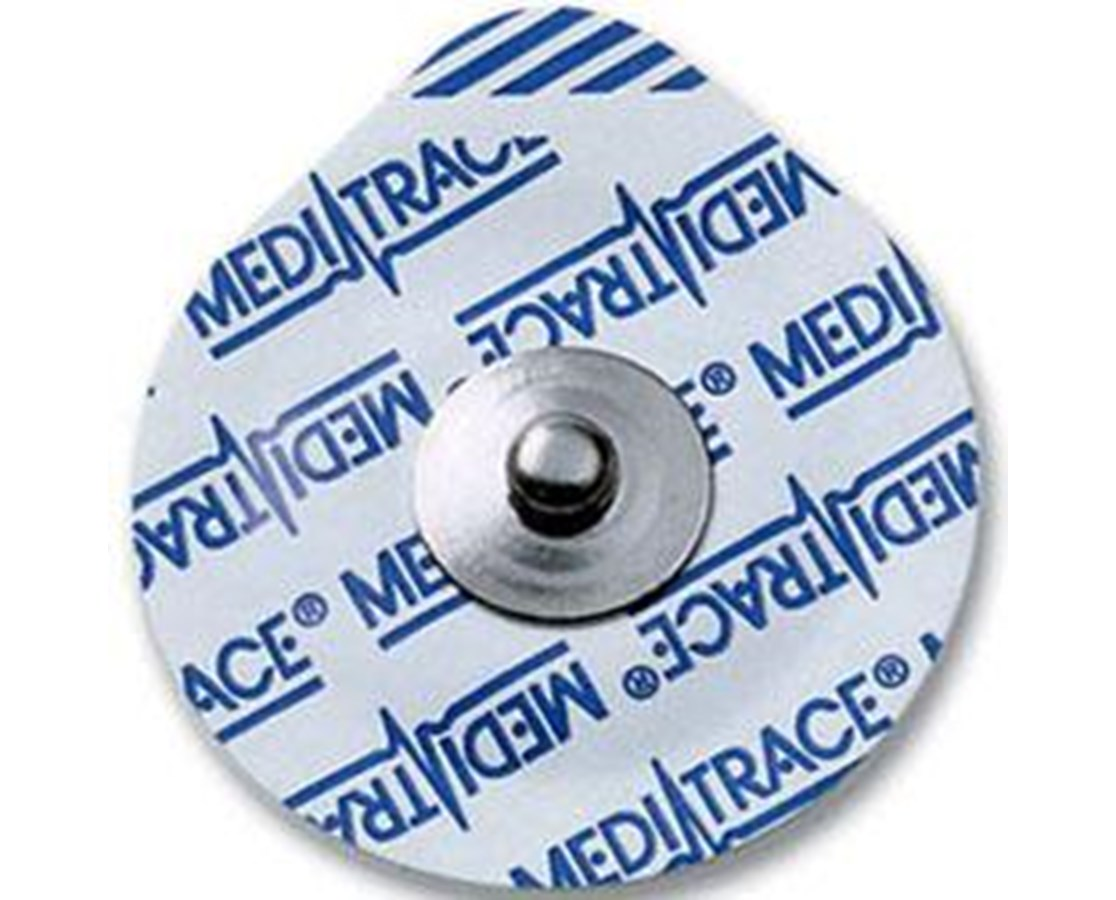 MEDI-TRACE™ 100 Series Pediatric Snap-Style Electrodes, Case COV31112496