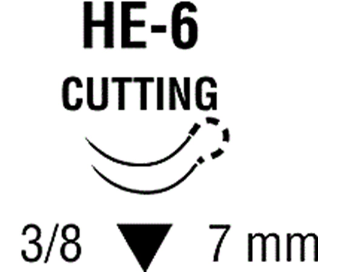 Chromic Gut Sutures, Taper Point COVGG122