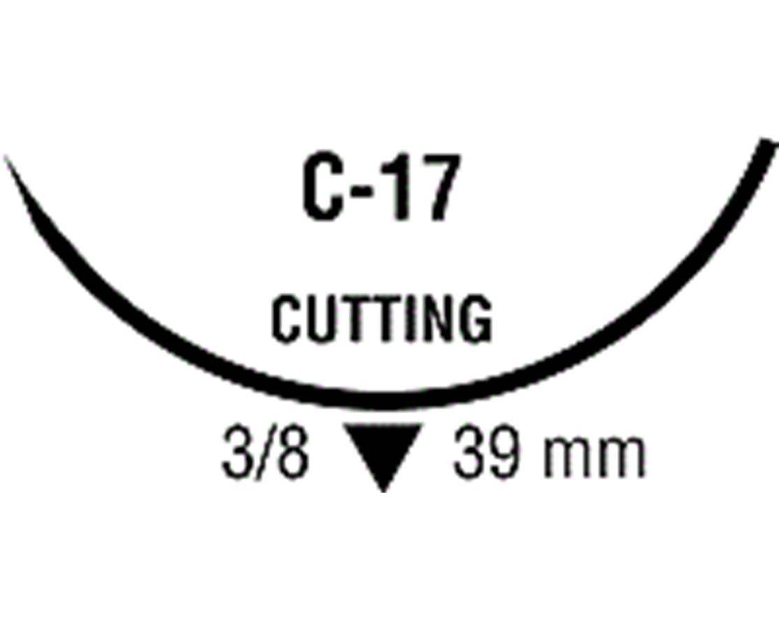 Surgipro Monofilament Polypropylene Suture COVSP689