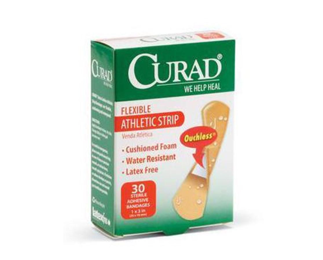 Athletic Foam Bandages CURCUR00007