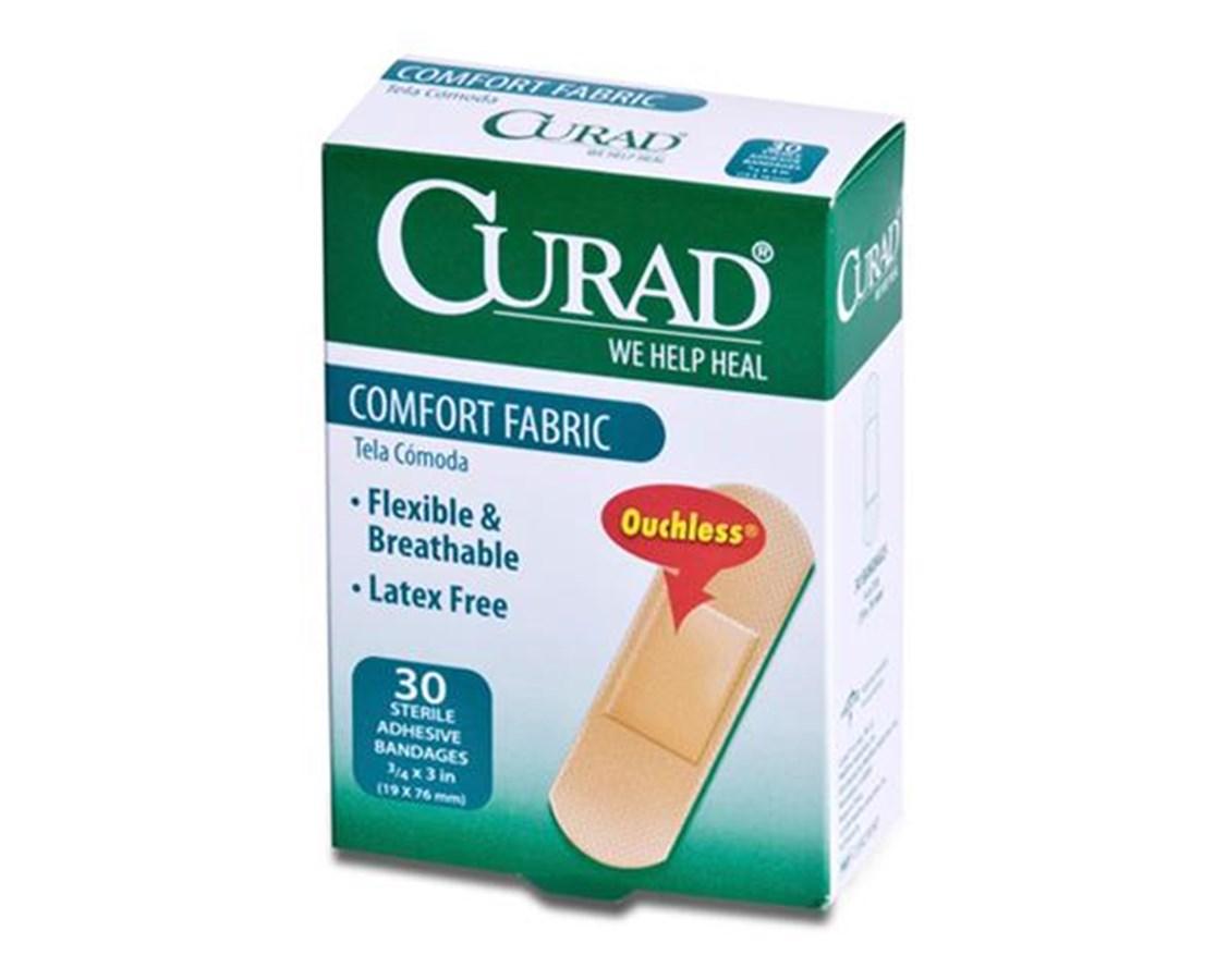 Comfort Fabric Bandages CURCUR23050-