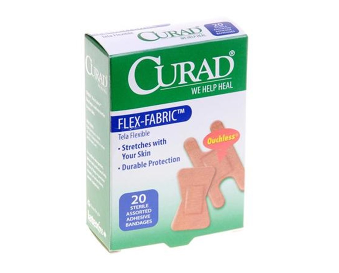 Flex-Fabric Fingertip / Knuckle Bandages CURCUR45246