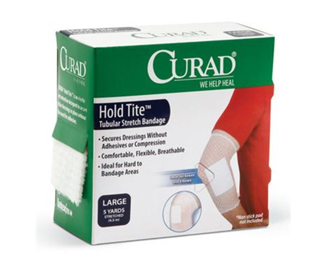 Hold Tite Tubular Stretch Bandage CURCURNET06